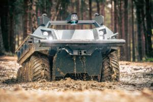 DE&S expertise to revolutionise development of military robotics