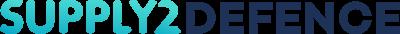 Supply2Defence Logo - Dark